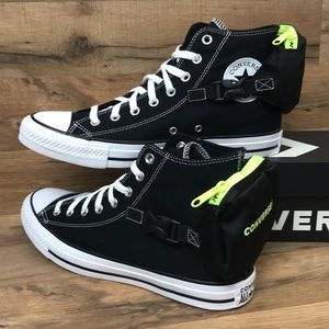 CONVERSE CTAS BUCKLE UP HIGH TOP BRAND NEW